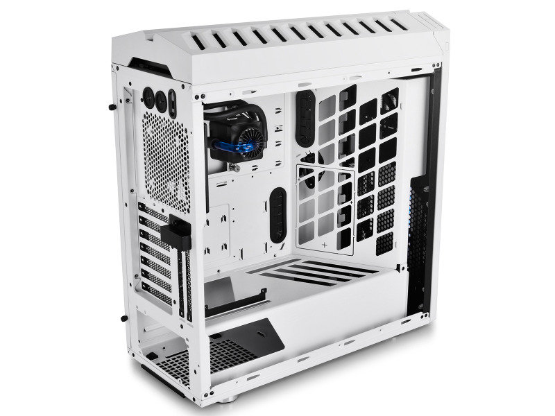 Deepcool Genome PC Case with Liquid Cooling - Blue