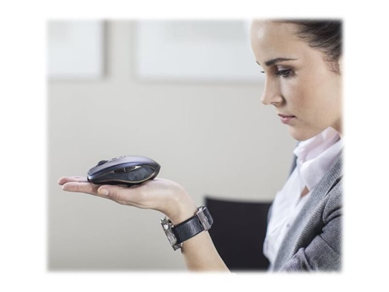 Logitech MX Anywhere 2 Mobile Wireless Mouse for Windows and Mac