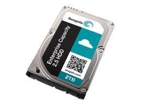 "Seagate Enterprise Capacity 2TB 2.5"" Hard Drive - 512E SAS 7200RPM"
