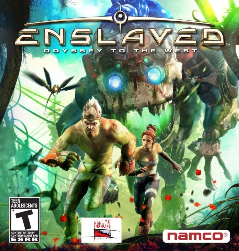 Image of Enslaved: Odyssey To The West Premium Edition