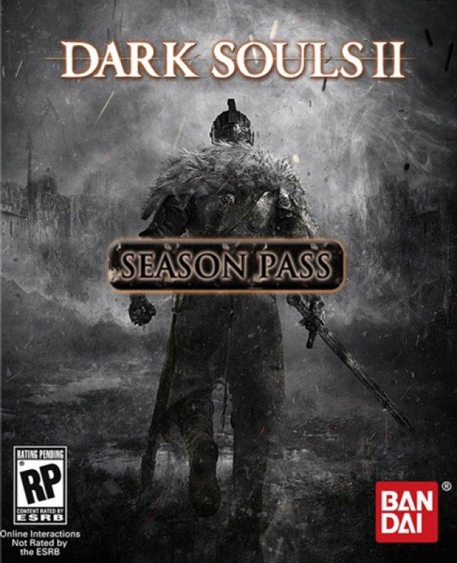 Dark Souls Ii Season Pass - Age Rating:3 (pc Game)