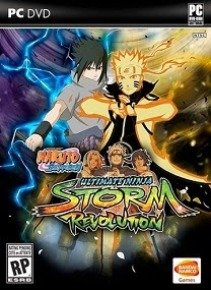 Naruto Shippuden: Ultimate Ninja Storm Revolution  (pc Game)