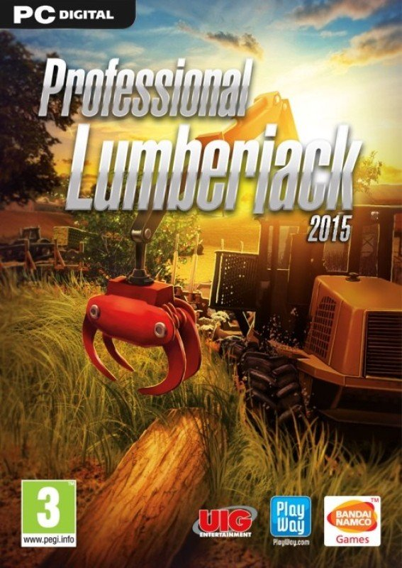 Image of Professional Lumberjack Simulator 2015 - Age Rating:3 (pc Game)