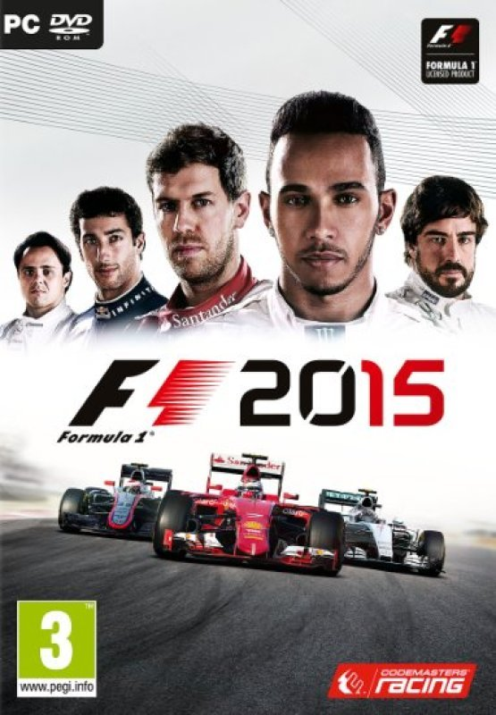 F1 2015 - Age Rating:3 (pc Game)