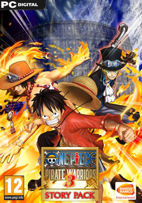 One Piece Pirate Warriors 3  Story Pack  Age Rating12 (pc Game)