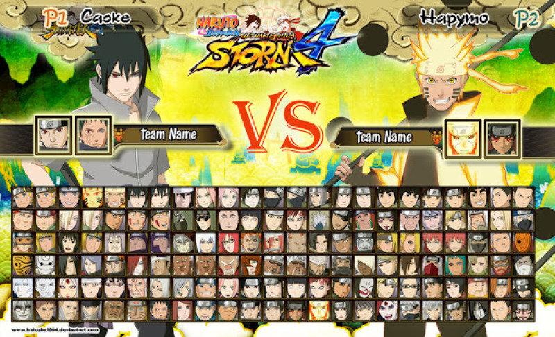 Naruto Shippuden Ultimate Ninja Storm 4 | Ebuyer com