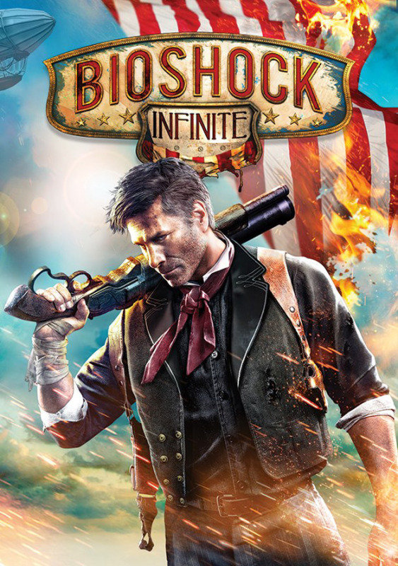 Bioshock Infinite  (pc Game)