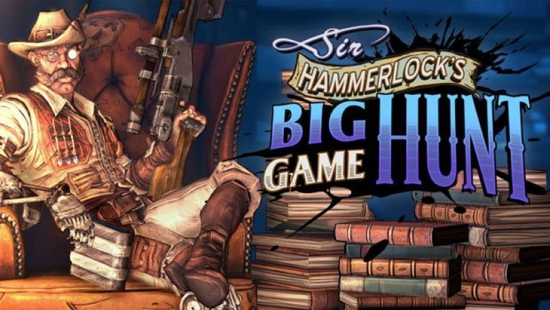 Image of Borderlands 2 Dlc - Sir Hammerlock's Big Game Hunt - Age Rating:3 (pc Game)