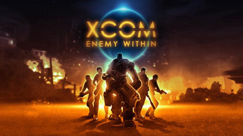 Xcom: Enemy Within - Age Rating:12 (pc Game)