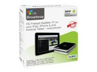 Hauppauge Broadway S2 Finally your personal cloud TV (FREESAT)