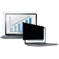 "Fellowes Blackout Privacy Filter 14.1"" Wide"