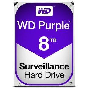 WD Purple 8TB SATA Surveillance Drive