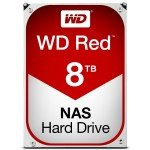 WD Red 8TB 3.5 SATA NAS Hard Drive