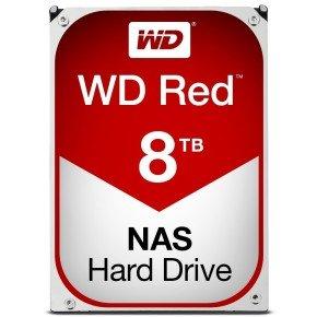 WD Red 8TB 3.5 SATA NAS Hard Drive