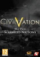 Sid Meier's Civilization V Map Pack: Scrambled Nations (dlc) - Age Rating:18 (pc Game)