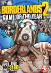 Borderlands 2 - Game Of The Year Edition - Age Rating:18 (pc Game)