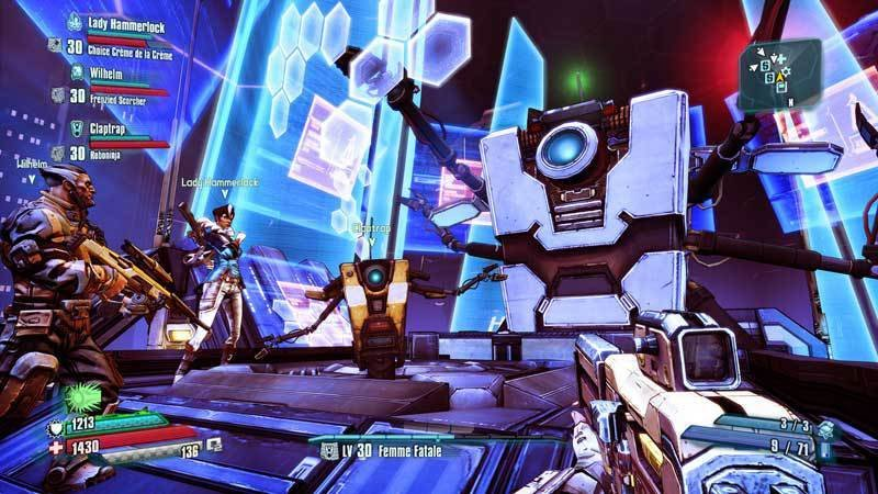 Image of Borderlands The Pre-sequel: Ultimate Vault Hunter Upgrade Pack: The Holodome Onslaught (dlc) - Age Rating:18 (pc Game)