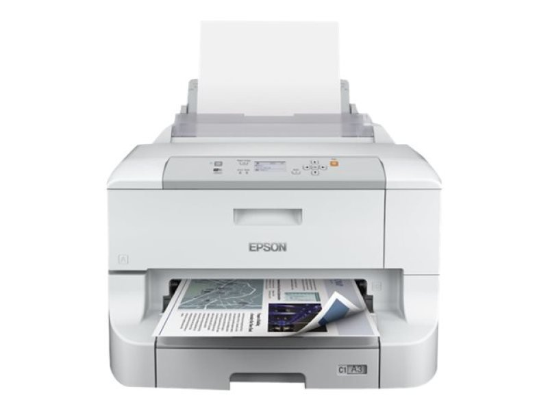 Epson Workforce Pro WF-8090D3TWC A3 Wireless Multifunction Inkjet Printer with 3 additional paper trays