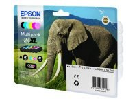 Ink Cart/Claria PhotoHD 24XL Elephant MP