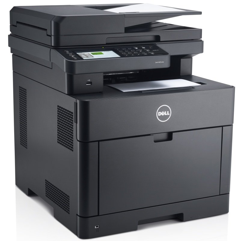 Image of Dell H825cdw Cloud Wireless Multi-Function Colour Laser Printer
