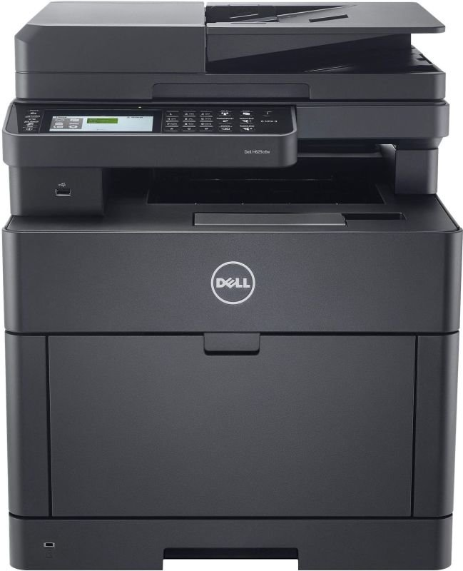 Image of Dell H625cdw Cloud Wireless Multi-Function Colour Laser Printer
