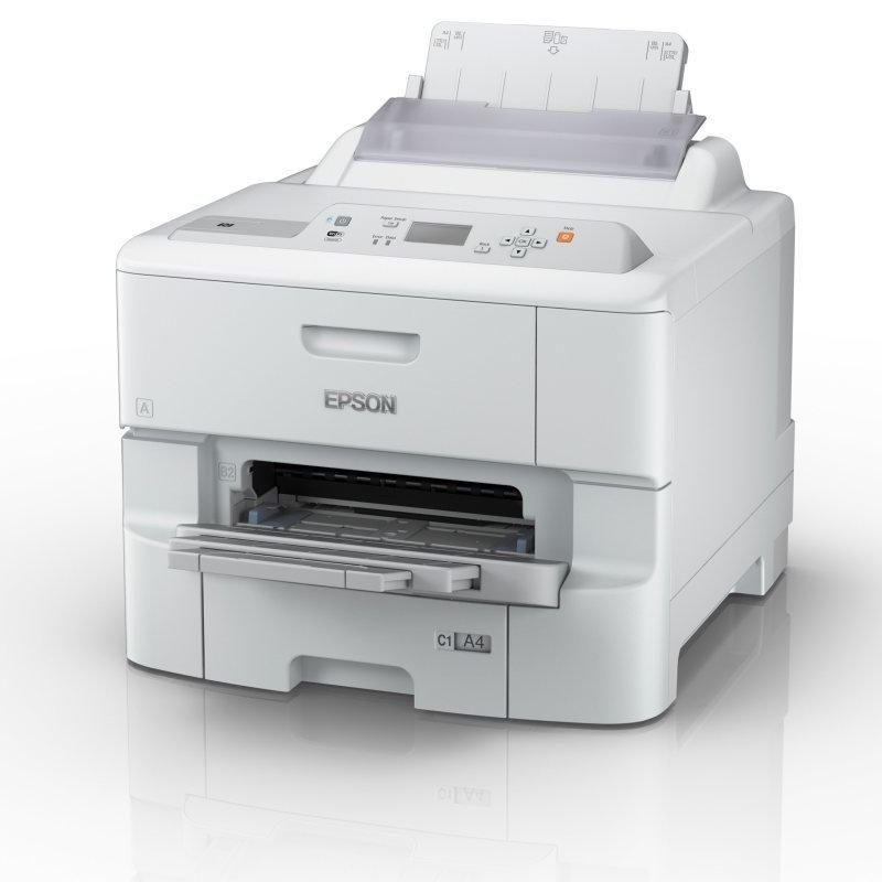 Epson Workforce Pro Wf6090dw Wireless Colour Inkjet Printer