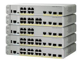 Cisco Catalyst 3560CX-12TC-S Managed Switch