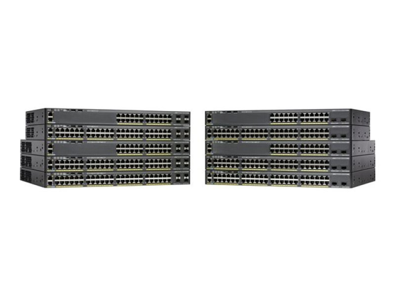 Cisco Catalyst 2960XR-24TS-I Managed Switch  L3