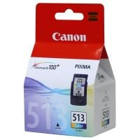 Canon CL 513 Colour Ink Cartridge- blister pack