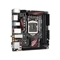 Asus Z170I PRO GAMING Socket 1151 HDMi DisplayPort 8-Channel HD Audio Mini ITX Motherboard
