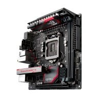 Asus MAXIMUS VIII IMPACT Socket 1151 HDMI 5.1-Channel HD Audio Mini ITX Motherboard