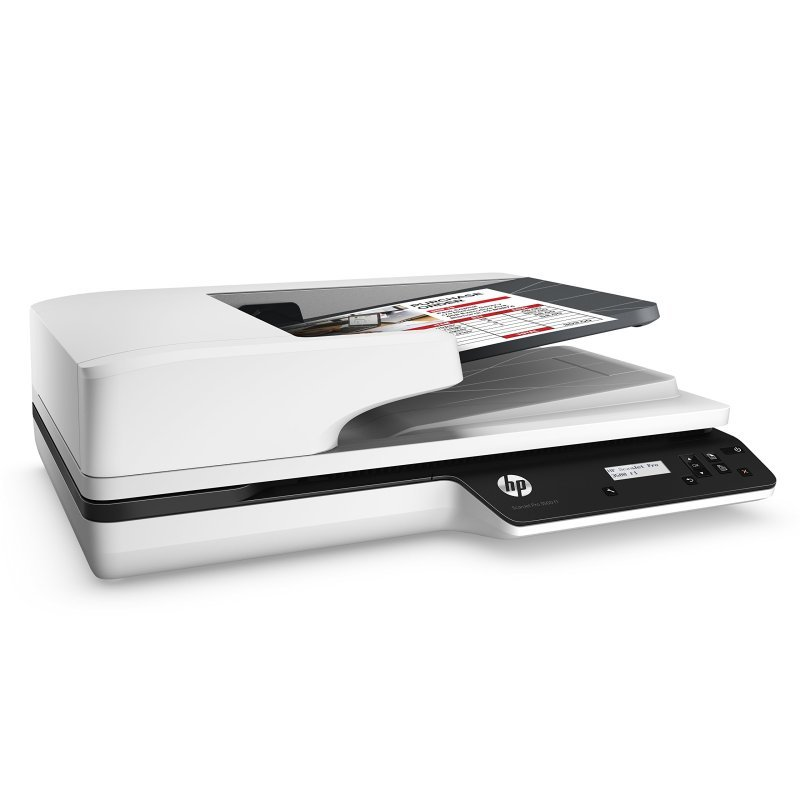 HP Scanjet 3500 f1 Flatbed Scanner