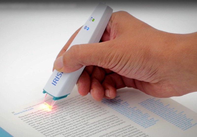 Iris Irispen Air 7 Digital Pen Scanner