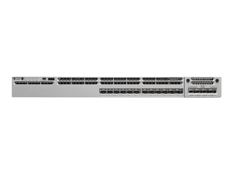 Cisco Catalyst 3850-12S-E Managed Switch L3