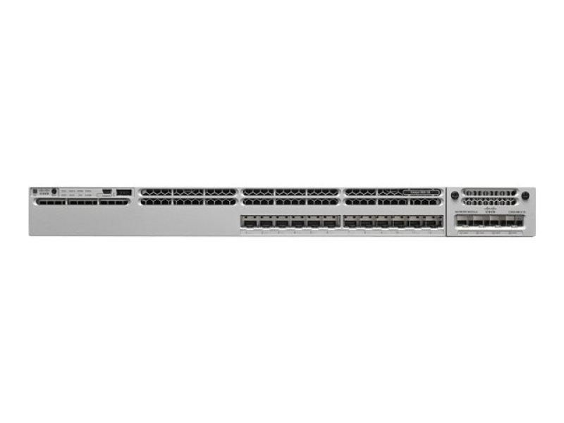 Cisco Catalyst 3850-12S-S Managed Switch L3
