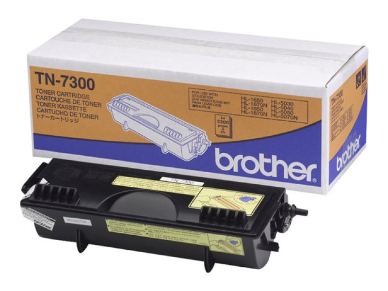 Brother TN7300 Toner Cartridge Black