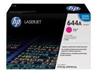 HP 644A Magenta Toner Cartridge 12,000 Pages - Q6463A