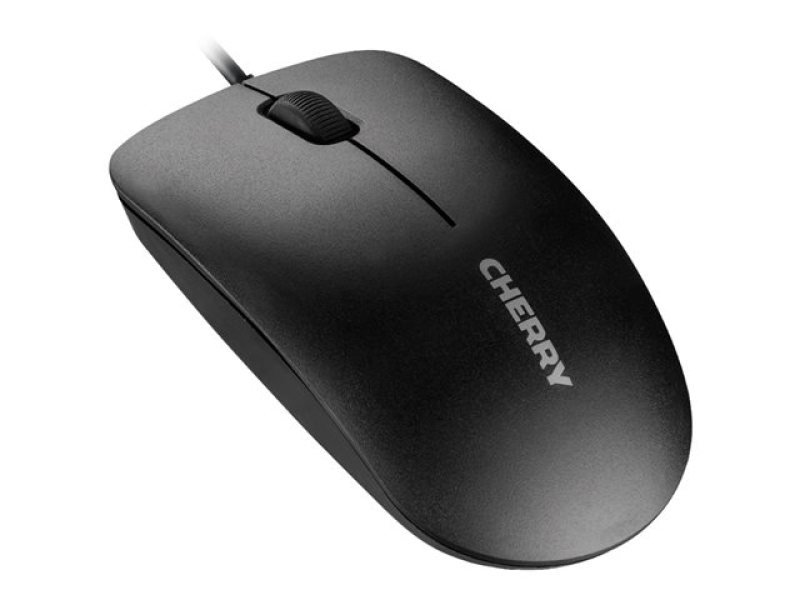 Cherry Mc 1000 Corded Optical Mouse (black)