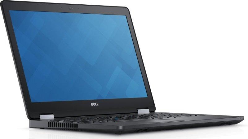 Image of Dell Latitude E5570 Laptop, Intel Core i3-6100U 2.3GHz, 4GB DDR4, 500GB HDD, 15.6 HD (1366x768), No-DVD, Intel HD, WIFI, Bluetooth, Webcam, Windows 7 / 10 Pro