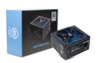 Element Gaming 600W 80+ Certified PSU 12cm Fan Active PFC