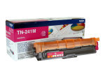 Brother TN-241M Magenta Laser Toner Cartridge - 1,400 Pages