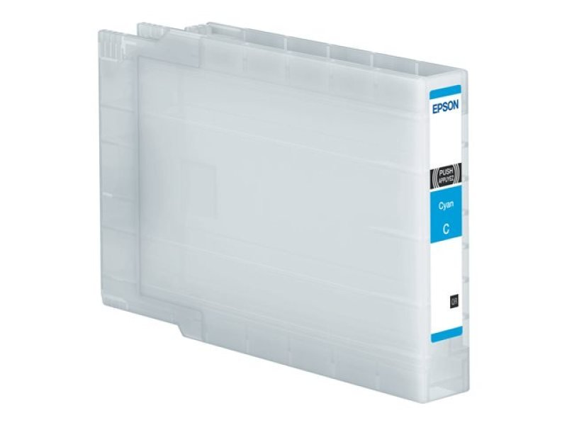 Epson T9072 (Yield 7,000 Pages) 69ml XXL Cyan Ink Cartridge