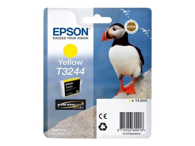 Epson T3244 Yellow Ink Cartridge