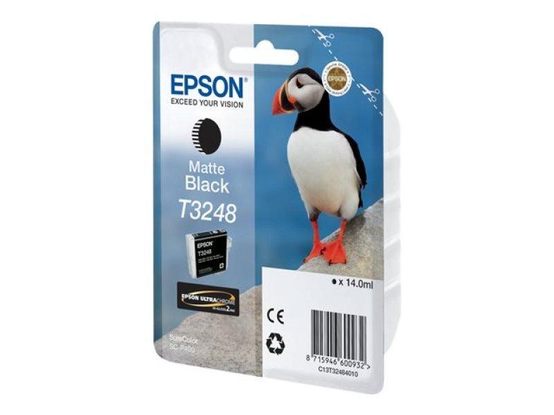 Epson TS3248 Black Matte Ink Cartridge