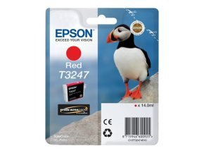Ink Cart/T3247 Puffin Red