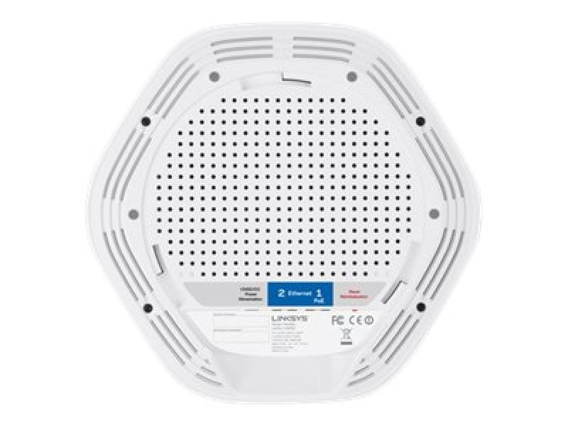 Linksys Dual Band AC1750 3x3 PoE Access Point Pro