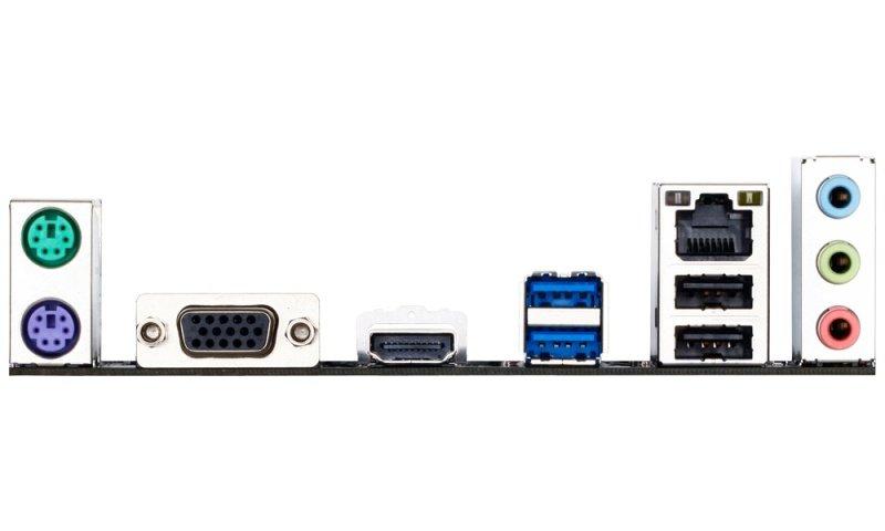 Gigabyte GA-H110M-H Socket 1151 VGA HDMI Micro ATX Motherboard