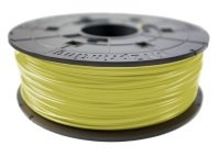 XYZ Printing ABS Refill Filament 1.75mm - Cyber Yellow
