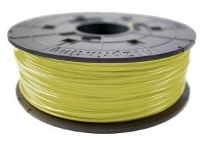 XYZ Printing ABS Refill Filament 1.75mm - Cyber Yellow