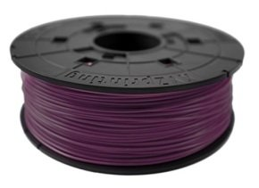 XYZ Printing ABS Refill Filament 1.75mm - Grape Purple